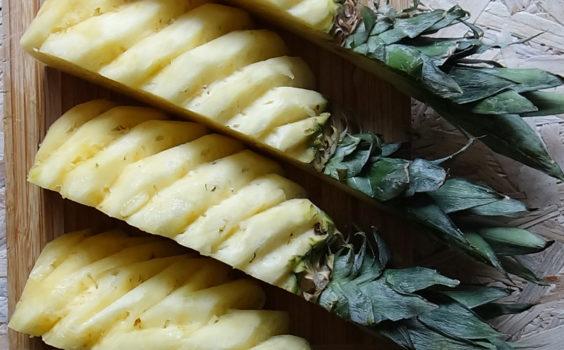 Ananassparschäler